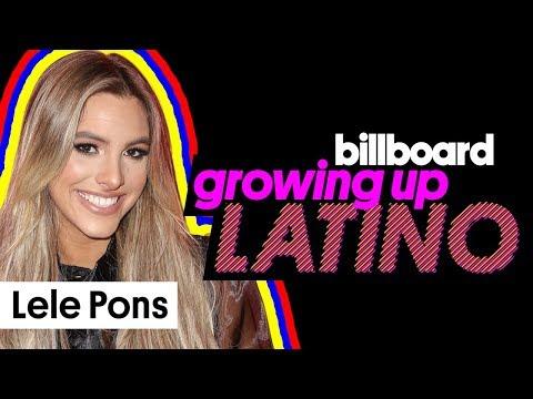 Lele Pons Talks Riding Horses in Venezuela, Telenovelas & More | Growing Up Latino