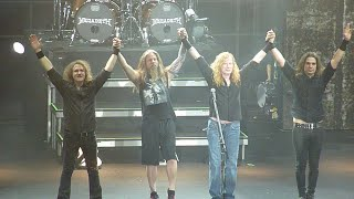 Megadeth - Holy Wars... The Punishment Due, Live at the 3Arena, Dublin Ireland, 09 November 2015