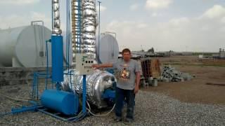 видео Оборудование для НПЗ (нефтеперерабатывающих заводов) - Насосно-компрессорное, мини-НПЗ (каталог)