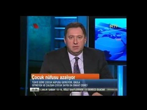 NTV Gece Bülteni - İstatistiklerle Çocuk