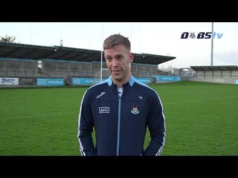 Jonny Cooper looks ahead to the All-Ireland Football Final against Mayo