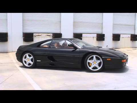 Ferrari 355 F1 GTS serviced by ACE Motorsports