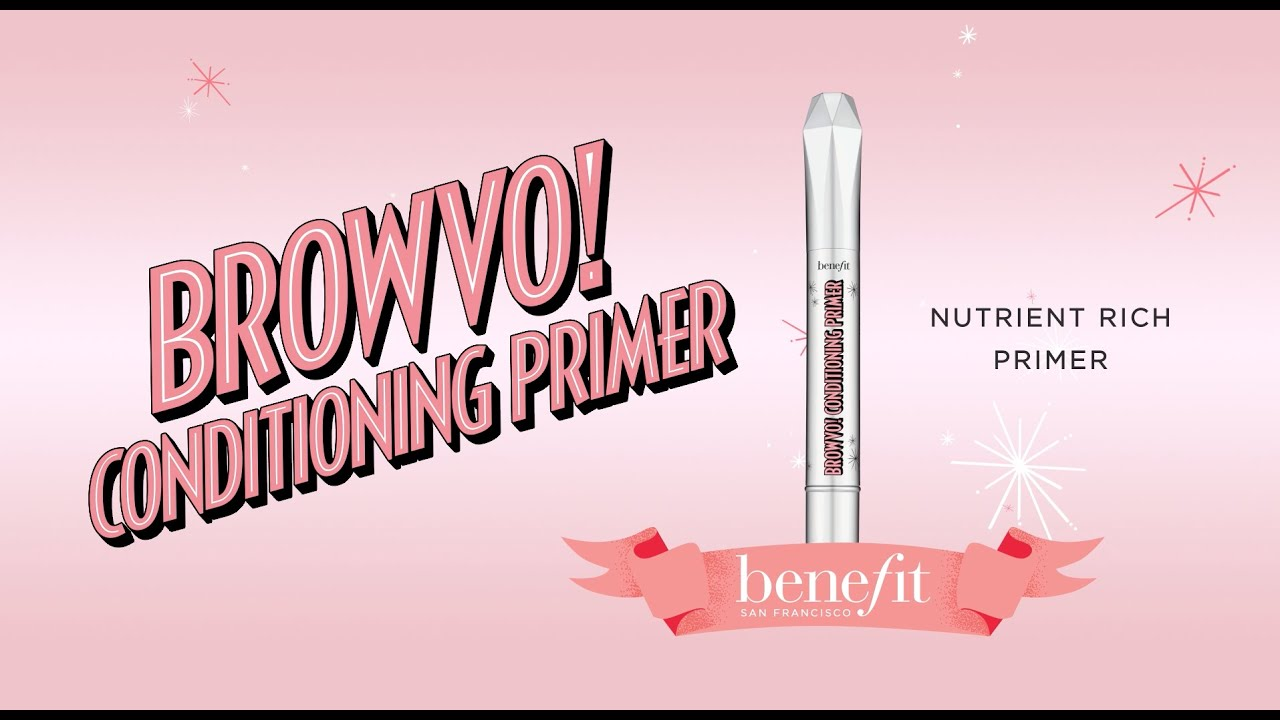 BROWVO! Conditioning Eyebrow Primer by Benefit #5