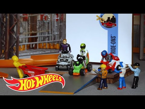 hot-wheels-ride-ons™-on-a-mega-off-road-adventure!-|-hot-wheels