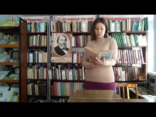 Изображение предпросмотра прочтения – ЭльвираЗарипова читает произведение «Обломов» И.А.Гончарова