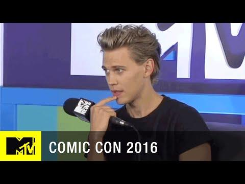 Austin Butler Chats Season 2 of The Shannara Chronicles  Comic Con 2016  MTV