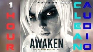 League of Legends -  Awaken ft. Valerie Broussard (Official Audio) (Clean) 1 Hour MP3