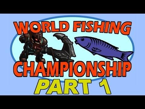 WORLD FISHING CHAMPIONSHIP - PART 1