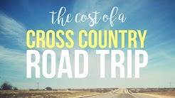 The Cost of a Cross Country Road Trip // 7,000 Miles in Two Weeks