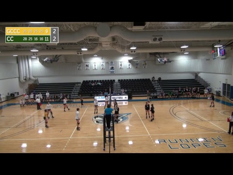 Clarendon College vs. Garden City Community College (Volleyball)