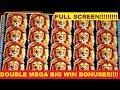 *~FULL SCREEN~* Double MEGA Big Win Bonuses!!!! King of ...