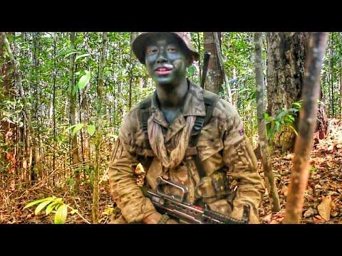 Beautiful Song By a Gurkha Soldier 2018   British Gurkha In Brunei   Jungle Training   Nepali Song