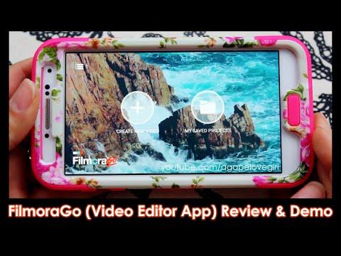 filmora go review