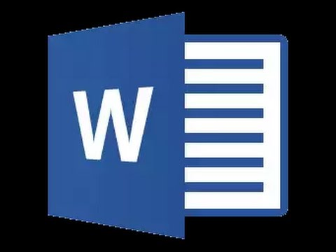 MS Word technical report formattig
