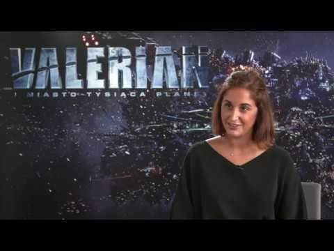 Entrevista Exclusiva Con Luc Besson - Valerian