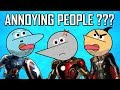 The chootiengers annoying people in life mp3