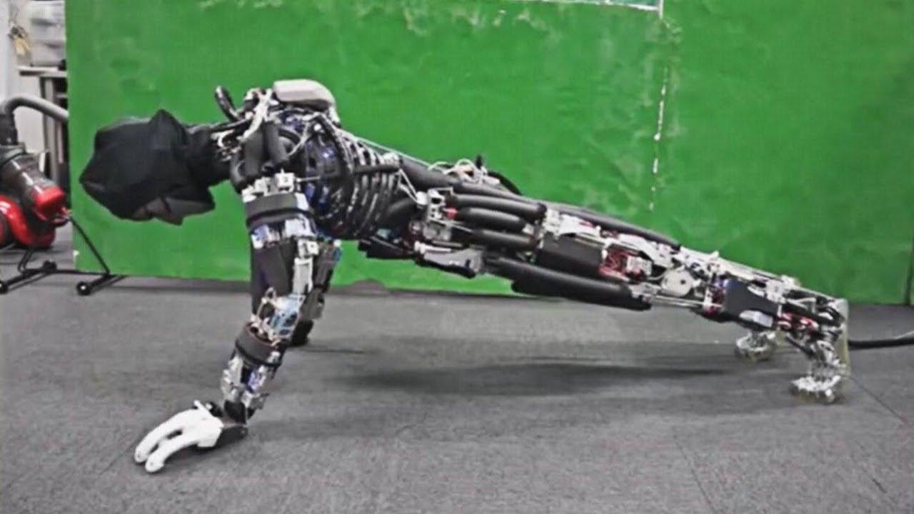 Gerçekten Var Olan TEKNOLOJİ HARİKASI 8 ROBOT