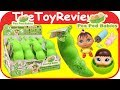 Pea Pod Babies Full Case Box Blind Bags Collectible Baby Dolls Unboxing Toy Review by TheToyReviewer