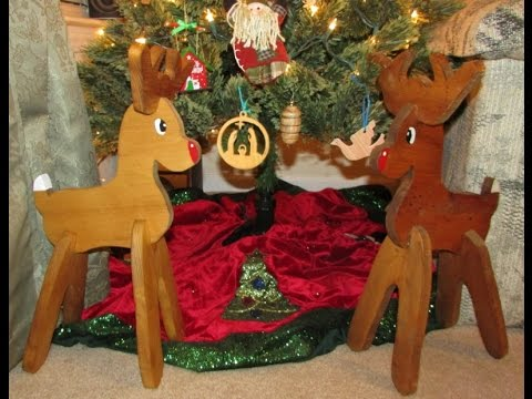 Rudolph The Red Nose Reindeer/ Limited Tools Project