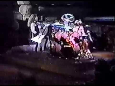 METALLICA - OKLAHOMA NEBRASKA 11/30/88