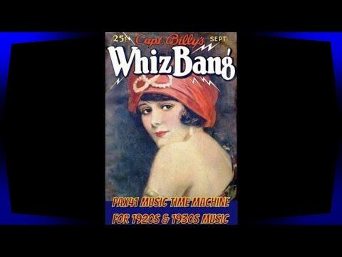 Roaring 1920s Popular Music Tunes  @Pax41