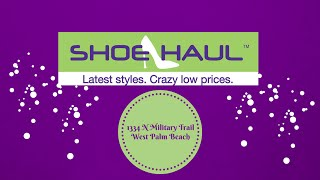 Shoe Haul Store - West Palm Beach - Happy New Year!