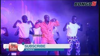 Papii Kocha aki-perform wimbo 'Fanta' kwa mara ya kwanza tangu kutoka jela