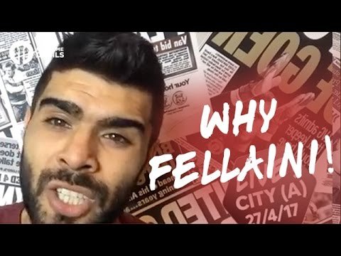 Why Fellaini! |  LIVE REVIEW | Manchester City 0-0 Manchester United