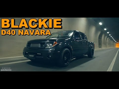D40 Navara Truck Modified By Leo