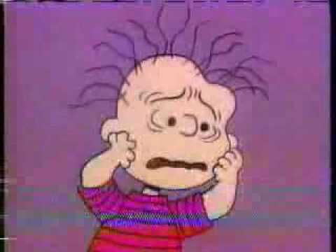 Charlie Brown Linus  Snoopy in a MetLife Commercial from 1986