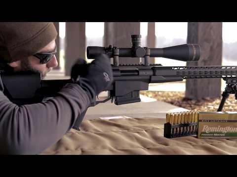 Remington Model 700 PCR – Precision Chassis Rifle