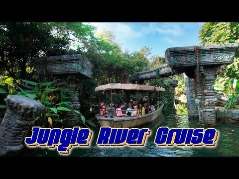 Jungle River Cruise (HK Disneyland)