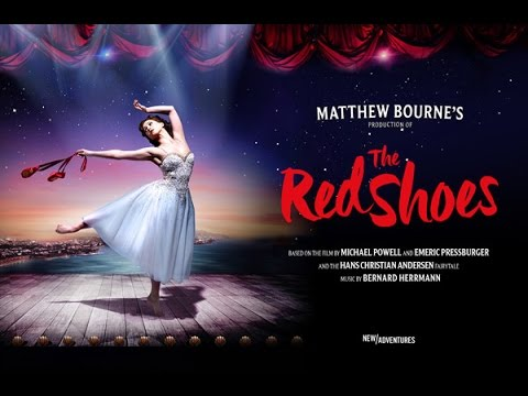 Matthew Bourne's The Red Shoes Review 2017 CAST Starring Ashley Shaw