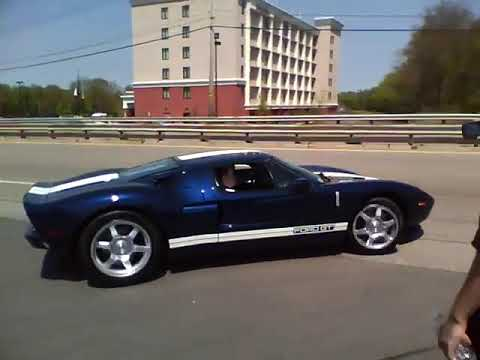 Ford Gt Acceleration