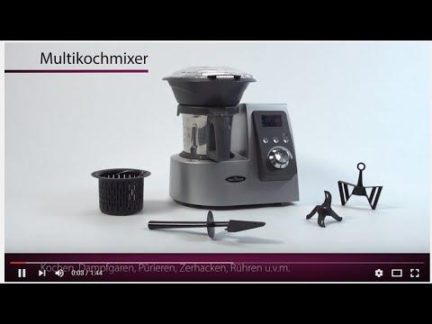 Proficook Multikochmixer Pc Mkm 1104 W Youtube