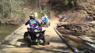 2015 GNCC Round 3 - Steele Creek ATV
