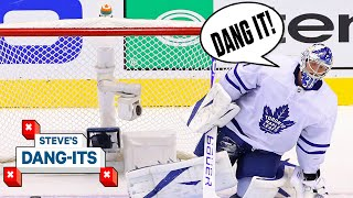 NHL Worst Plays Of The Week: It Was 3-0!!  | Steve's Dang-Its