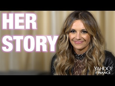 Carly Pearce: What it's like to drop out of high school to become country music star