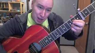 Love and War- Guitar Lesson- Tamar Braxton (Todd Downing)