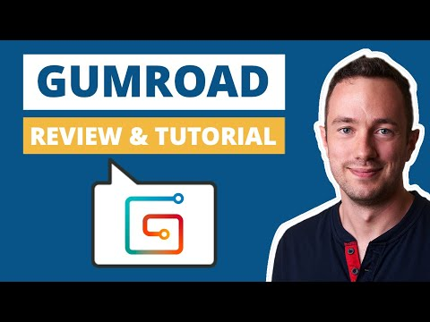 Gumroad Review and Tutorial