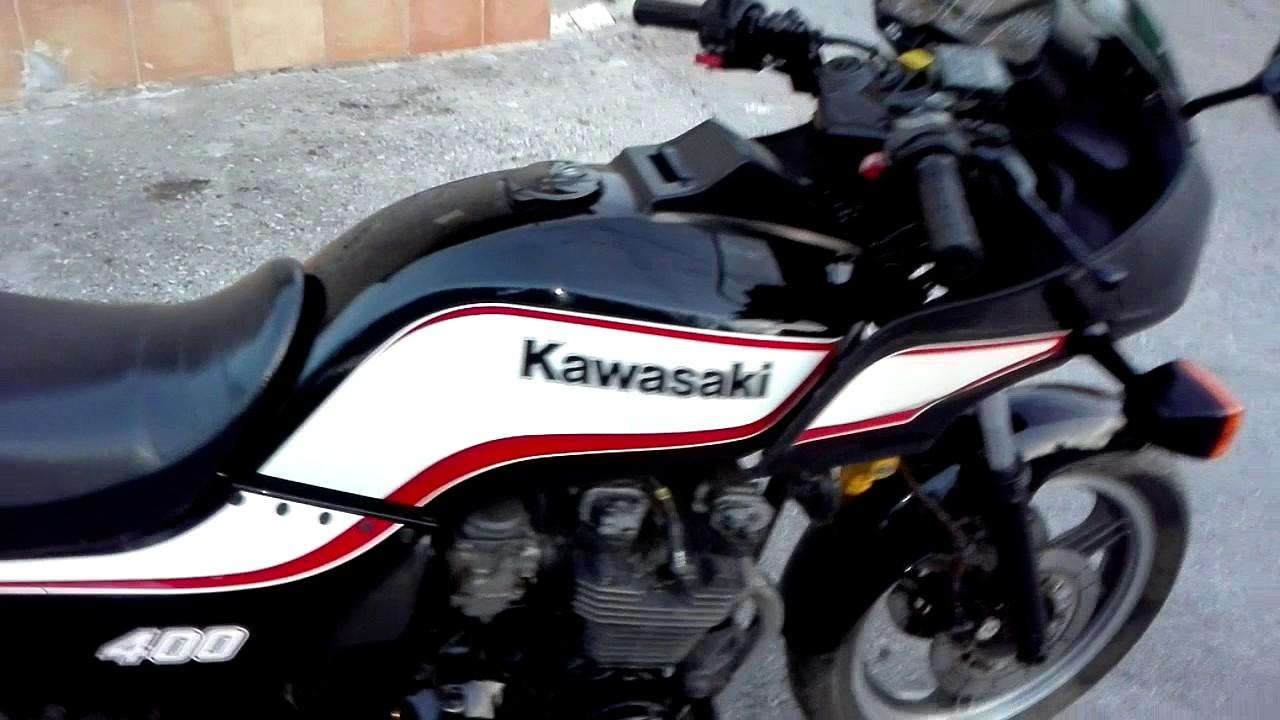 Kawasaki Gpz  Cafe Racer