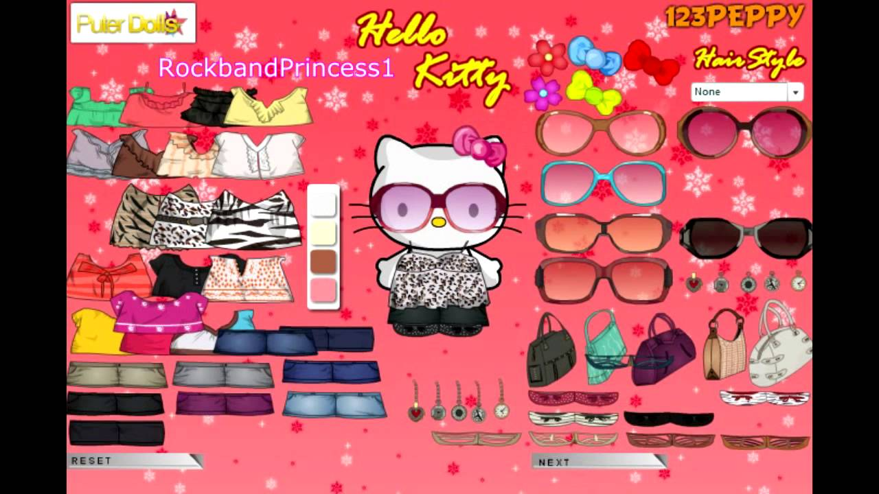 Uncategorized Hello Kitty Game hello kitty online games dress up game youtube