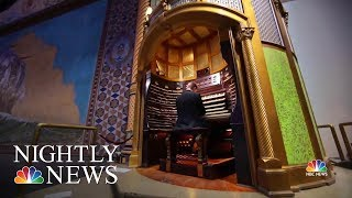 Largest Instrument In The World Being Restored | NBC Nightly News