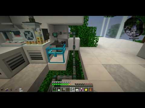 "Minecraft""Radioaktives Lagersystem"" Folge 65"