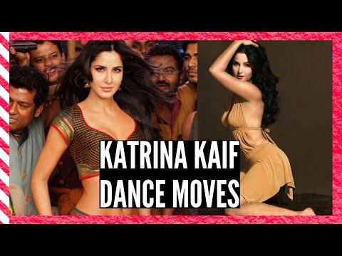 Katrina Kaif's Top 10 Dance Moves