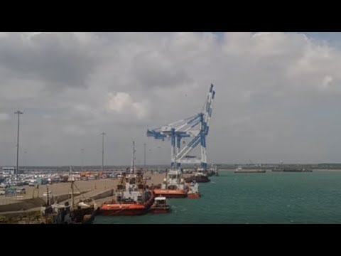 Sri Lanka clears Hambantota port deal with China
