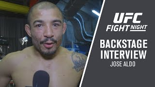 "Video Fight Night Calgary: Jose Aldo - ""Ortega Would Be a Great Next Fight"" download MP3, 3GP, MP4, WEBM, AVI, FLV Oktober 2018"