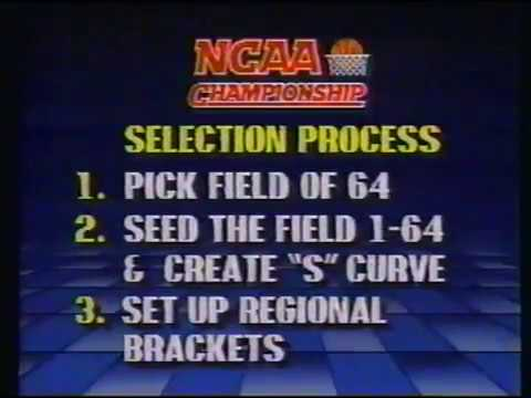 College Hoops Archive - CBS The Road To The Final Four - 1987