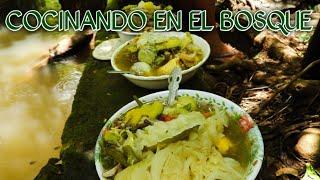 Este Video Se Esta Haciendo Viral Por La Forma De Cocinar En El Salvador!!!