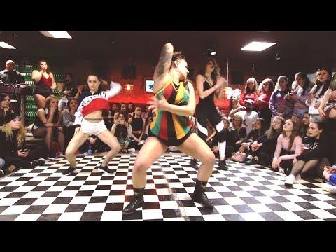 Dancehall Queen Solo Final | A Queen Ting 2018